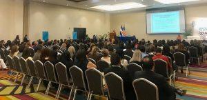 """Foro organizado por la Procuraduría General de la República (PGR) denominado """"Un paso a la igualdad"""" donde ORMUSA fue invitada a participar"""