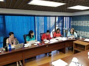 ORMUSA realizó una reunión con la Procuraduría General de la República y la agencia de Cooperación Brucke Le Pont