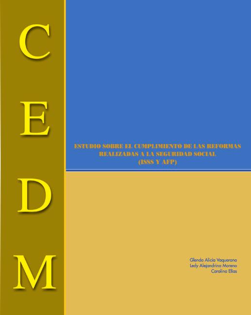 Lee más sobre el artículo Estudio del cumplimiento de las reformas realizadas a la seguridad social