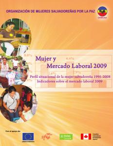 Mujer y mercado laboral 2009