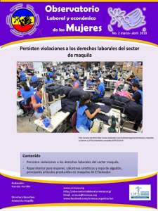 Boletina Marzo – Abril 2019