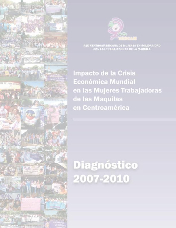 Diagnostico 2007-2010 REDCAM