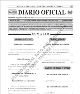 Reglamento Comité Consultivo de Zonas Francas