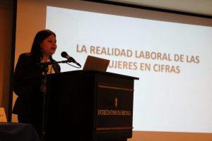 Lee más sobre el artículo ORMUSA presentó los resultados del estudio El Salvador. Percepción de la violencia laboral contra las mujeres en los sectores público y privado.