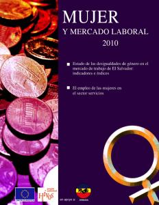 Mujer y Mercado Laboral 2010
