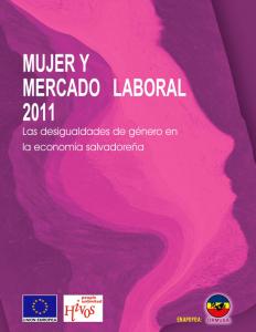Mujer y mercado laboral 2011