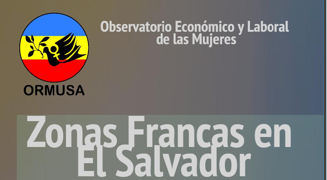 Empleo en la maquila salvadoreña a junio 2020