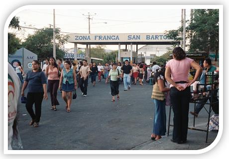 Zonas Francas en El Salvador
