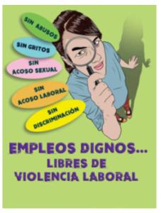 ORMUSA presenta campaña sobre violencia laboral