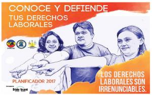 """Campaña """"Los Derechos Laborales son irrenunciables"""""""