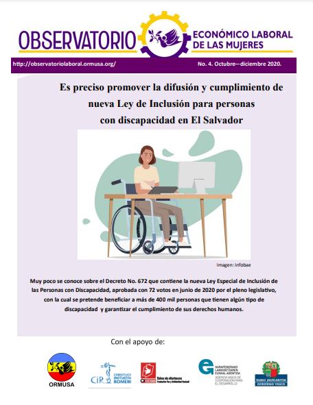 Boletín Octubre – diciembre 2020.